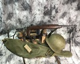 WWII Inland M1A1 Carbine Paratrooper W/case - 1 of 24