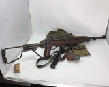 WWII Inland M1A1 Carbine Paratrooper W/case - 18 of 24