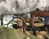 WWII Inland M1A1 Carbine Paratrooper W/case - 3 of 24