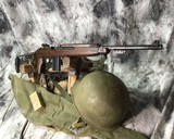 WWII Inland M1A1 Carbine Paratrooper W/case - 13 of 24