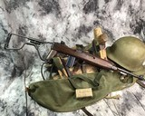 WWII Inland M1A1 Carbine Paratrooper W/case - 11 of 24