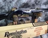 Remington Mod Nylon 66 Apache Black/Chrome Cal .22LR NIB