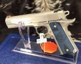 Colt 70 Series Competition, Stainless, .38 Super NIB