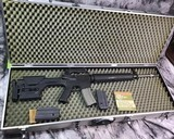 Colt AR-15 A-2 HBar Sporter Rifle, Preban ,In Aluminum Case