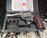 Ruger Bisley Stainless BlackHawk , .45 Colt / Box
