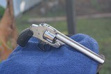 Smith & Wesson 38 Safety Hamerless