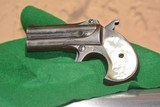 Remington Derringer O|O 41 antique type 3 2nd issue - 2 of 10