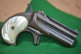 Remington Derringer O|O 41 antique type 3 2nd issue - 10 of 10