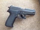 West German Sig Sauer p 226 9mm