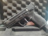USED Smith & Wesson M&P .22LR Threaded Barrel. NOT LEGAL IN NY.