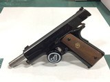 Used Colt National Match .45ACP