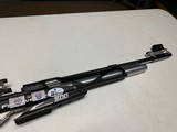 Feinwerkbau LG model 800 .177 air rifle with Anschutz sights and added weights