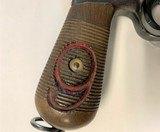 Mauser C96 Broomhandle pistol - 3 of 9