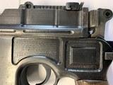 Mauser C96 Broomhandle pistol - 7 of 9