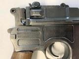 Mauser C96 Broomhandle pistol - 2 of 9
