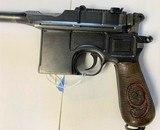 Mauser C96 Broomhandle pistol - 6 of 9