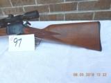 Marlin 1897 Texan. 22LR lever action