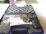 Smith and Wesson model 686-5 Silhouette 357mag revolver