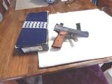 Smith and Wesson Model 41 22LR Semi-Auto