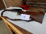 Winchester Model 71. 348 cal. lever action