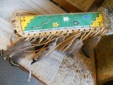 Native American Style Bow & Arrows w/ Quiver - 4 of 12