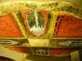Authentic Native American Style Drum - 9 of 9