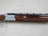 Browning Citori 20GA Grade 5, 26IN, 2 3/4IN, SST, AE, Raised Vent Rib, Invectors - Excellent - 7 of 12