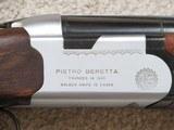 Beretta Golden Snipe 12GA, 26IN, Vent Rib, SST, AE - Excellent - 5 of 11