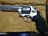 Smith and Wesson Model 625-6 Model of 1989