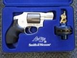 Smith and Wesson Model 342 AirLite ti, Titainium
