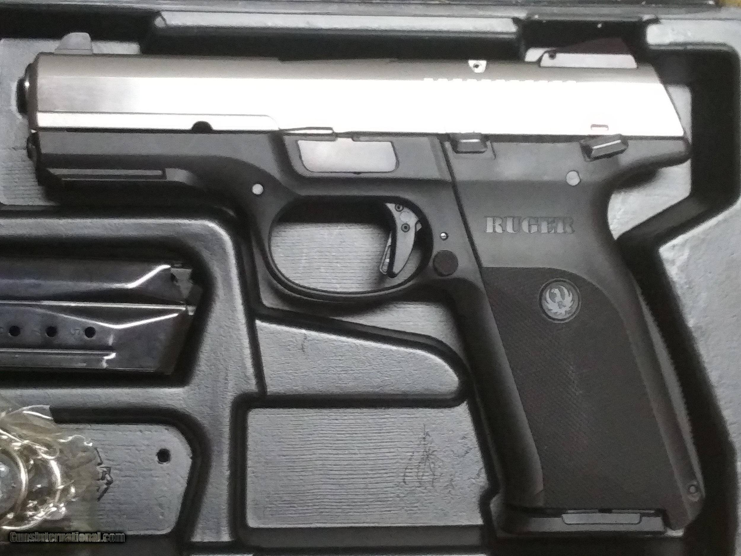 Ruger Sr9 Stainless For Sale