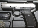 Ruger SR9 Stainless