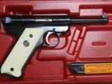 NEW RUGER MK II NRA ENDOWMENT