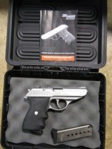 SIG SAUER P232 WITH NIGHT SIGHTS - 7 of 9