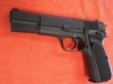 BROWNING HI-POWER 9mm