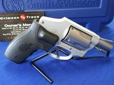 S&W 642-2 38 Special +P with Crimson Trace - 1 of 12