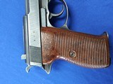 """1943 WWII Nazi """"SPREEWERKE"""" cyq P38 Pistol With Holster, Spare Mag, serial number 2020 - 6 of 15"""