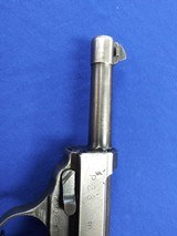 """1943 WWII Nazi """"SPREEWERKE"""" cyq P38 Pistol With Holster, Spare Mag, serial number 2020 - 3 of 15"""