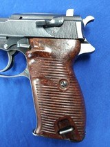 """1943 WWII Nazi """"SPREEWERKE"""" cyq P38 Pistol With Holster, Spare Mag, serial number 2020 - 2 of 15"""