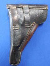 """1943 WWII Nazi """"SPREEWERKE"""" cyq P38 Pistol With Holster, Spare Mag, serial number 2020 - 14 of 15"""
