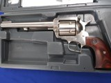 Ruger New Model Super Blackhawk 7 1/2 inch Stainless