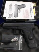 Glock 22 w/laser & Night Sights