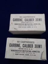 WINCESTER 30 CARBINE AMMO