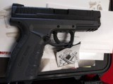 Springfield XD Mod.2 9mm 4.0 Tactical Gray Service Model