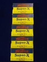 WESTERN SUPER-X 22 - 1 of 7
