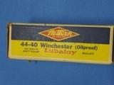 WESTERN 44-40 AMMO - 5 of 9