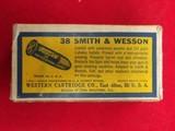WESTERN 38 S&W AMMO - 5 of 8