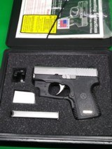 KAHR P380 with Night Sights and Laser