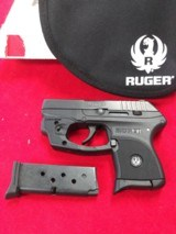 RUGER LCP 380 with Laser