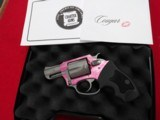 Charter Arms Cougar 38 Special